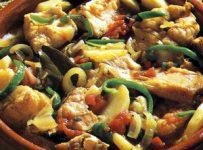 Caldeirada de Peixe portugal recette