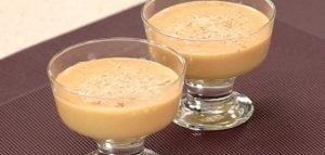 baba de camelo mousse caramel portugaise