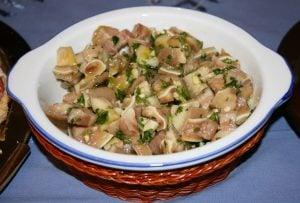 oreille de porc a la portugaise