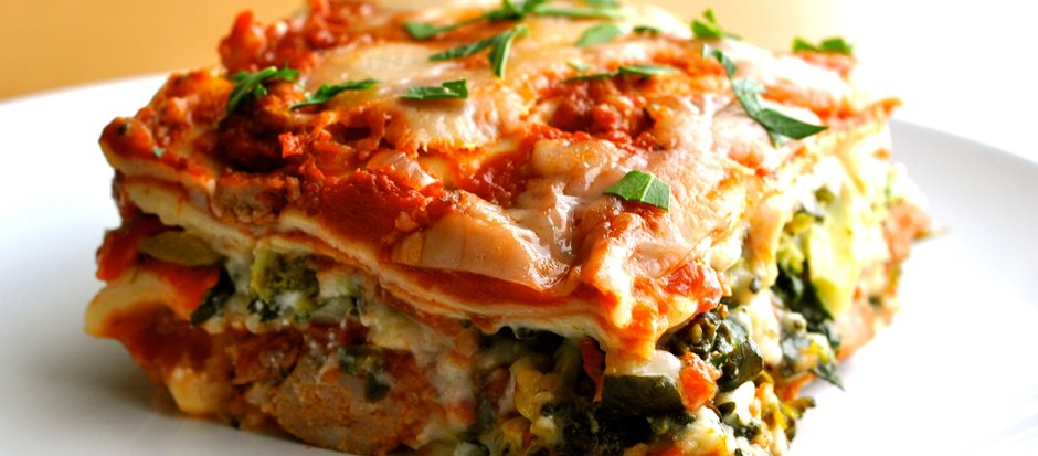 Lasagne aux legumes recette
