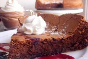 fondant au chocolat recette rapide