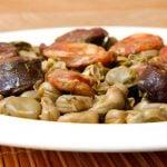 feves a la portugaise favas guisadas