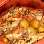 frango na pucara poulet a la portugaise