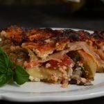 lasagnes de legumes lasanha