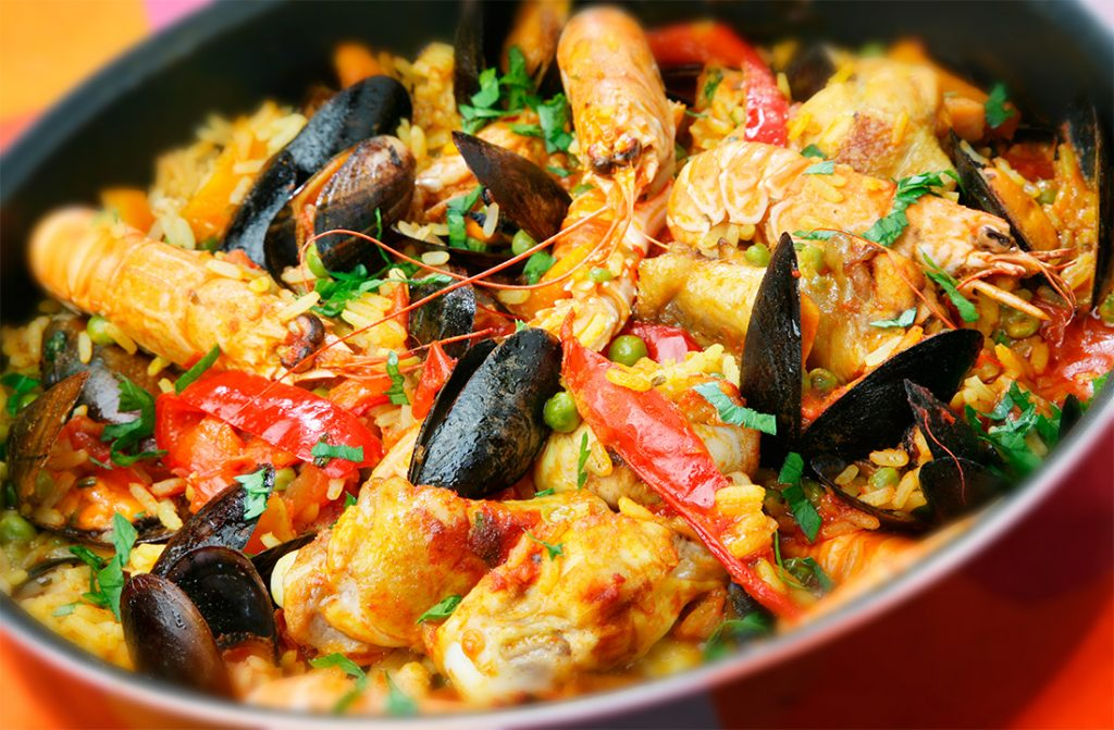 paella portugaise