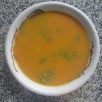 soupe de haricots verts sopa de feijao verde