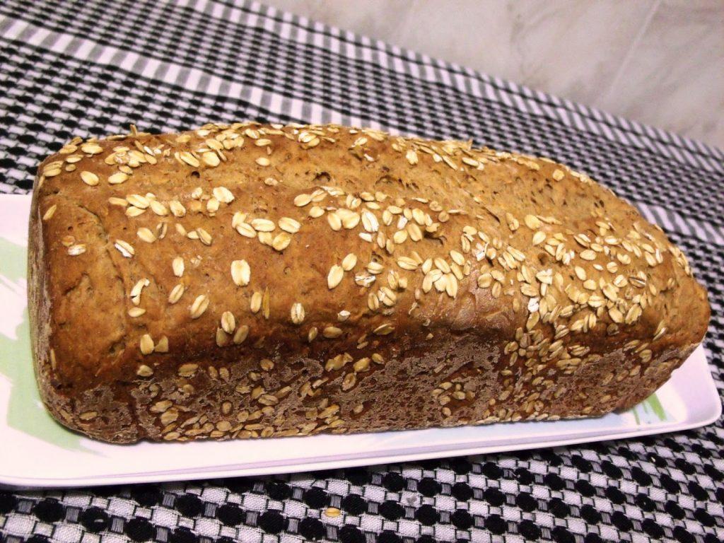 pain aux cereales recette rapide