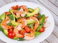 salade avocat crevettes recette rapide