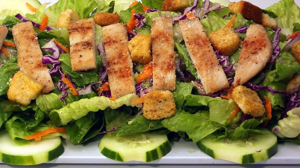 salade cesar facile