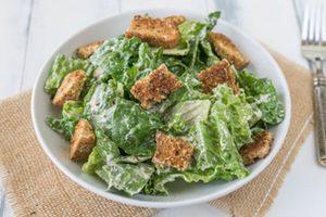 salade césar recette