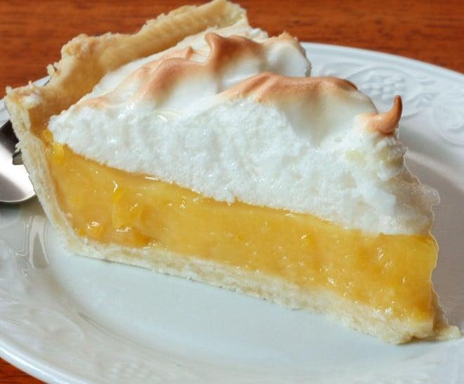 tarte au citron recette
