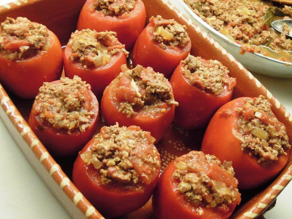 tomates farcies viande hachee