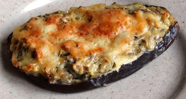 Recette d'aubergine au four – Un site culinaire populaire ...