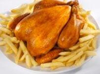 poulet frites recette officielle
