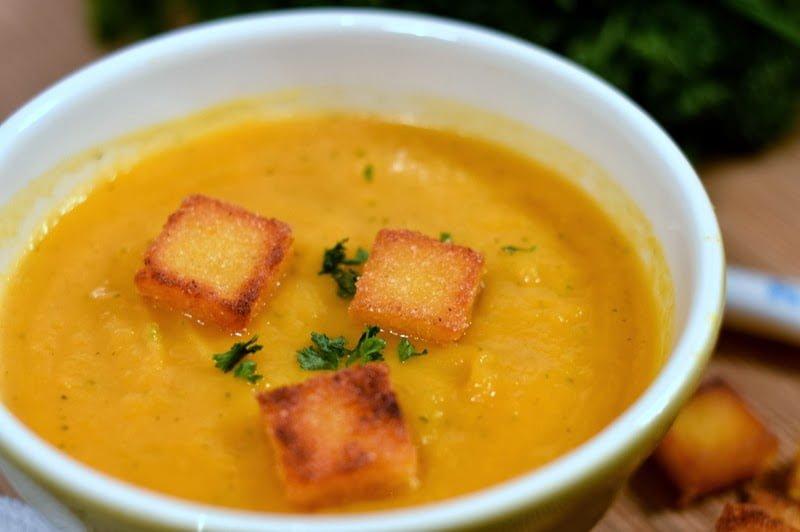 soupe à l'oignon express