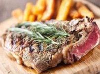 steak frites maison