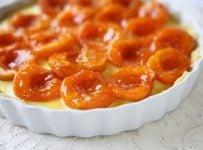 tarte aux abricots recette