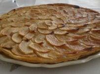 tarte aux pommes recette facile
