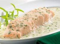 saumon sauce beurre citron