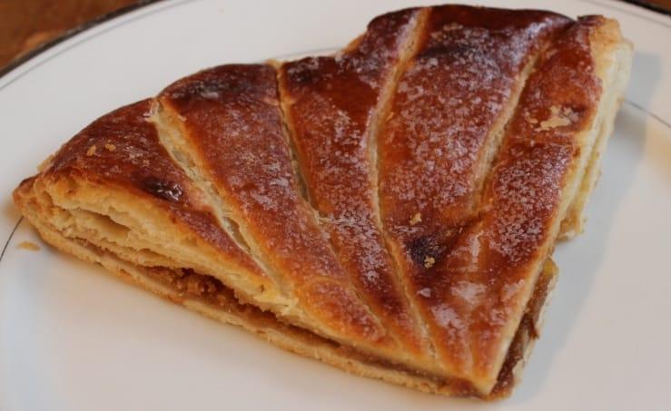 galette des rois beurre sale caramel recette
