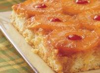 gâteau à l'ananas guadeloupe