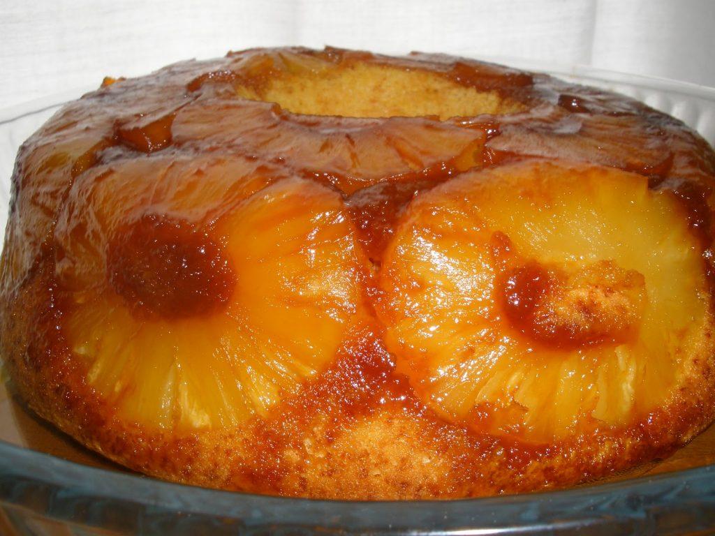 gâteau à l'ananas caraibes