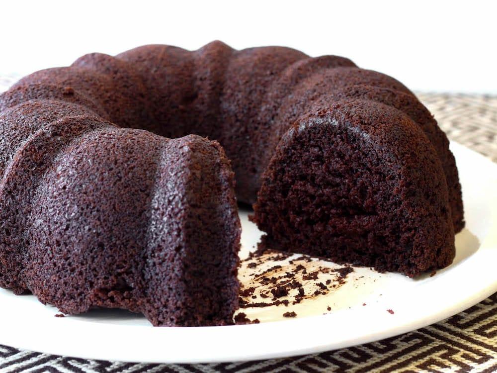 Gâteau au chocolat sans farine gateau chocolat sans gluten recette