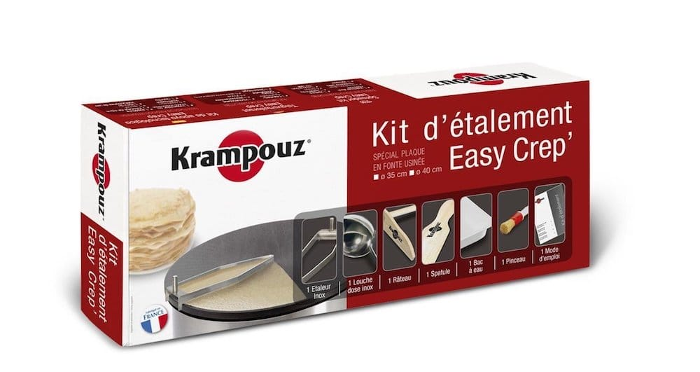 reussir ses crepes kit etalement crepes