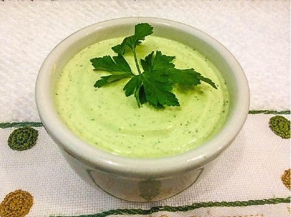 mayonnaise sans oeufs recette