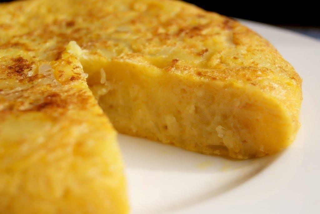 omelette espagnole interieur