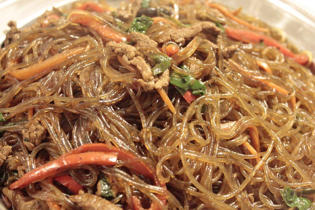 vermicelles de riz au poulet facile a faire