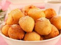 beignets au sucre de mardi gras recette