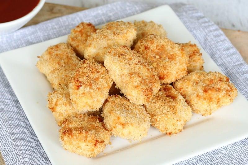 nuggets de poulet maison vive le fast marmite du monde