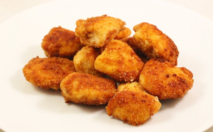 nuggets de poulet maison homemade