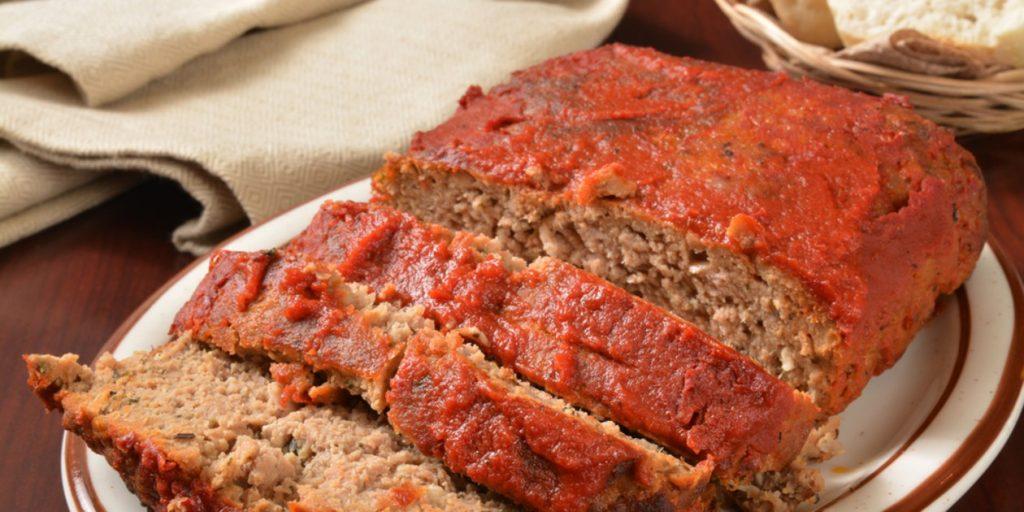 pain de viande américain meatloaf