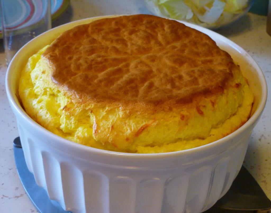 souffle au fromage de thierry marx facile