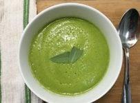 soupes aux épinards minceur régime