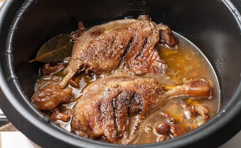 confit de cuisses de canard