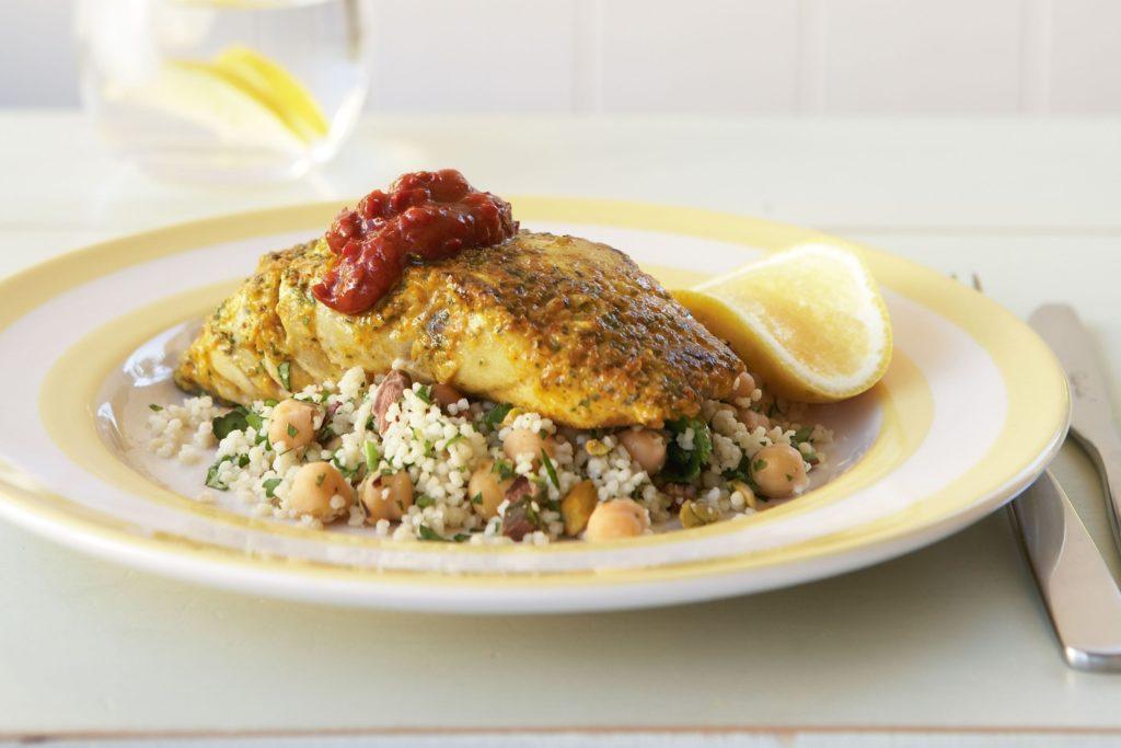 Couscous de poisson recette facile