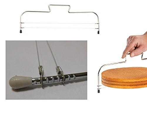 fraisier au mascarpone couper genoise lyre a genoise