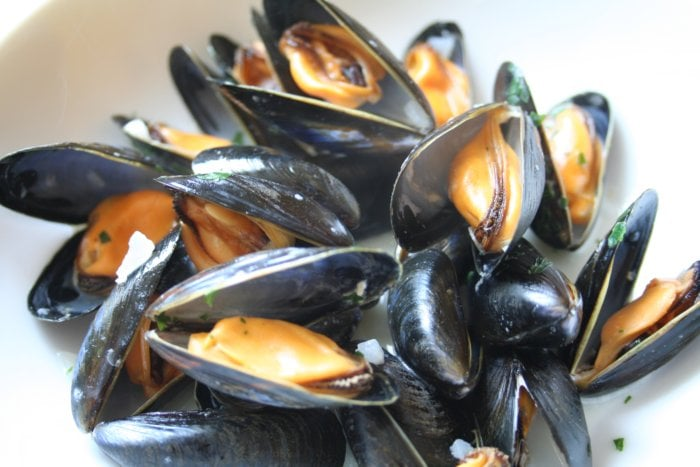moules marinieres recette originale