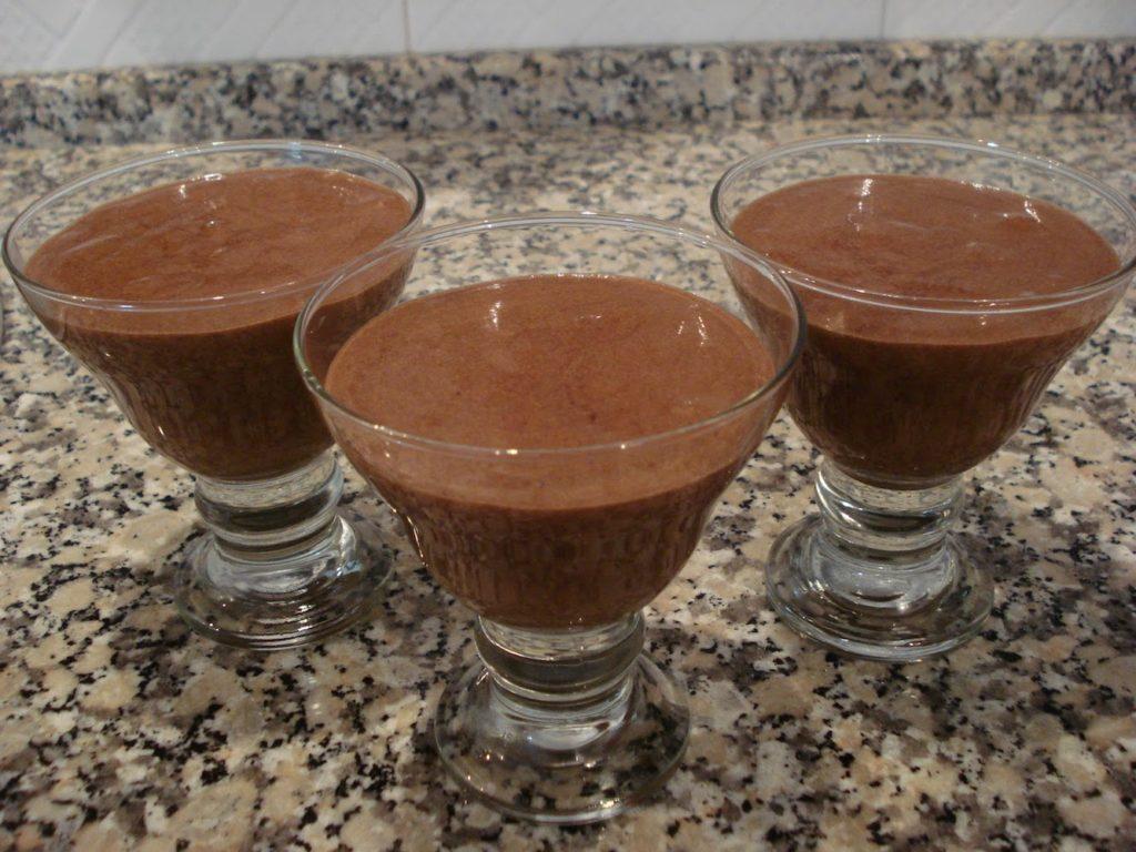 mousse au chocolat pralinée maison