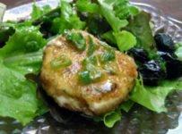 salade de chevre chaud recette