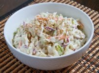 Salade Coleslaw recette