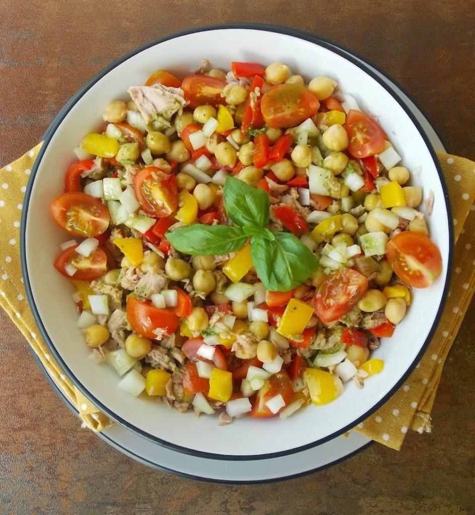 Salade de thon maïs