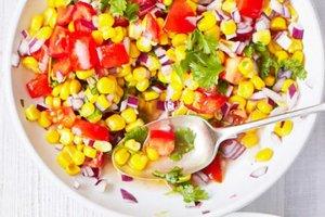Salade de thon maïs recette