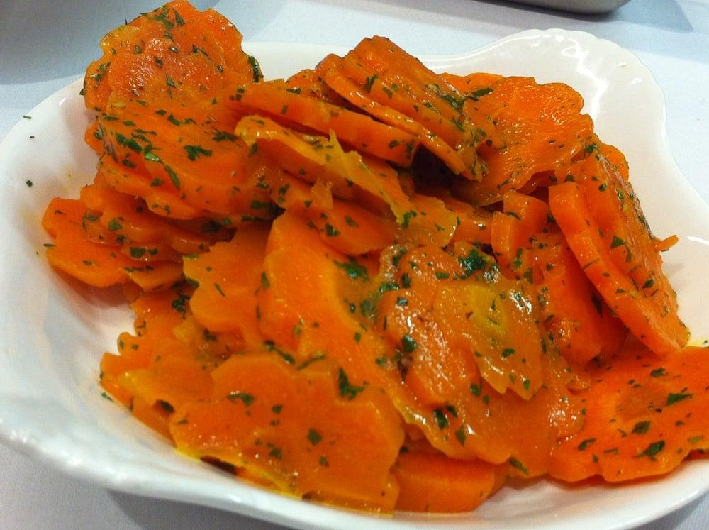 carottes vichy recette