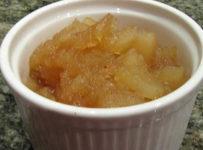 compote de pommes rapide recette