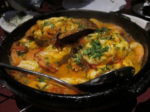 court-bouillon de poisson recette