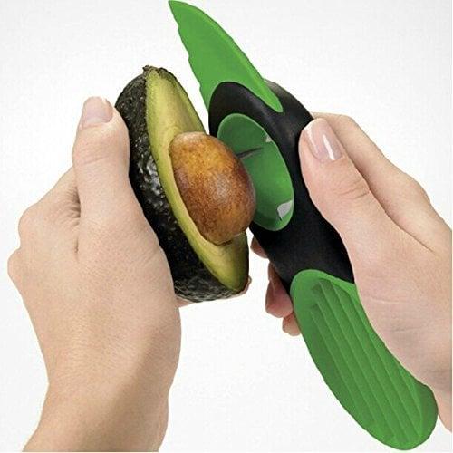 guacamole coupe avocat